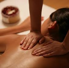 Organic Oil Massage